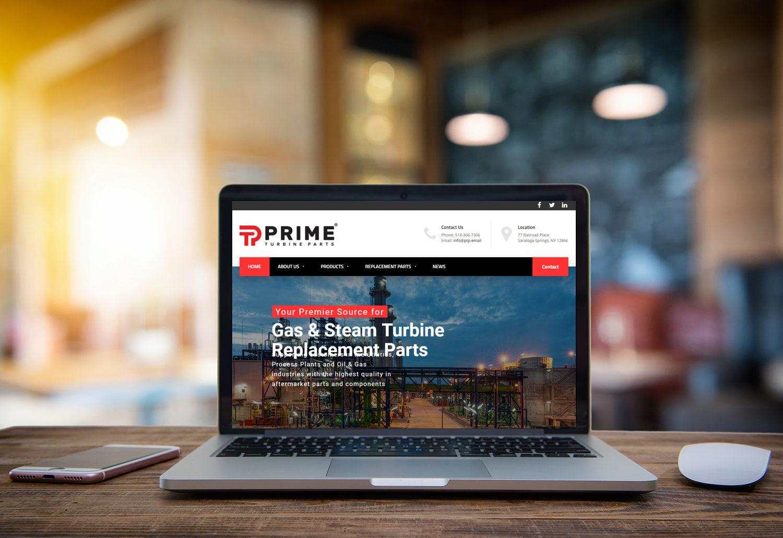 Prime Turbine Parts | Gas & Steam Turbine Replacement Parts