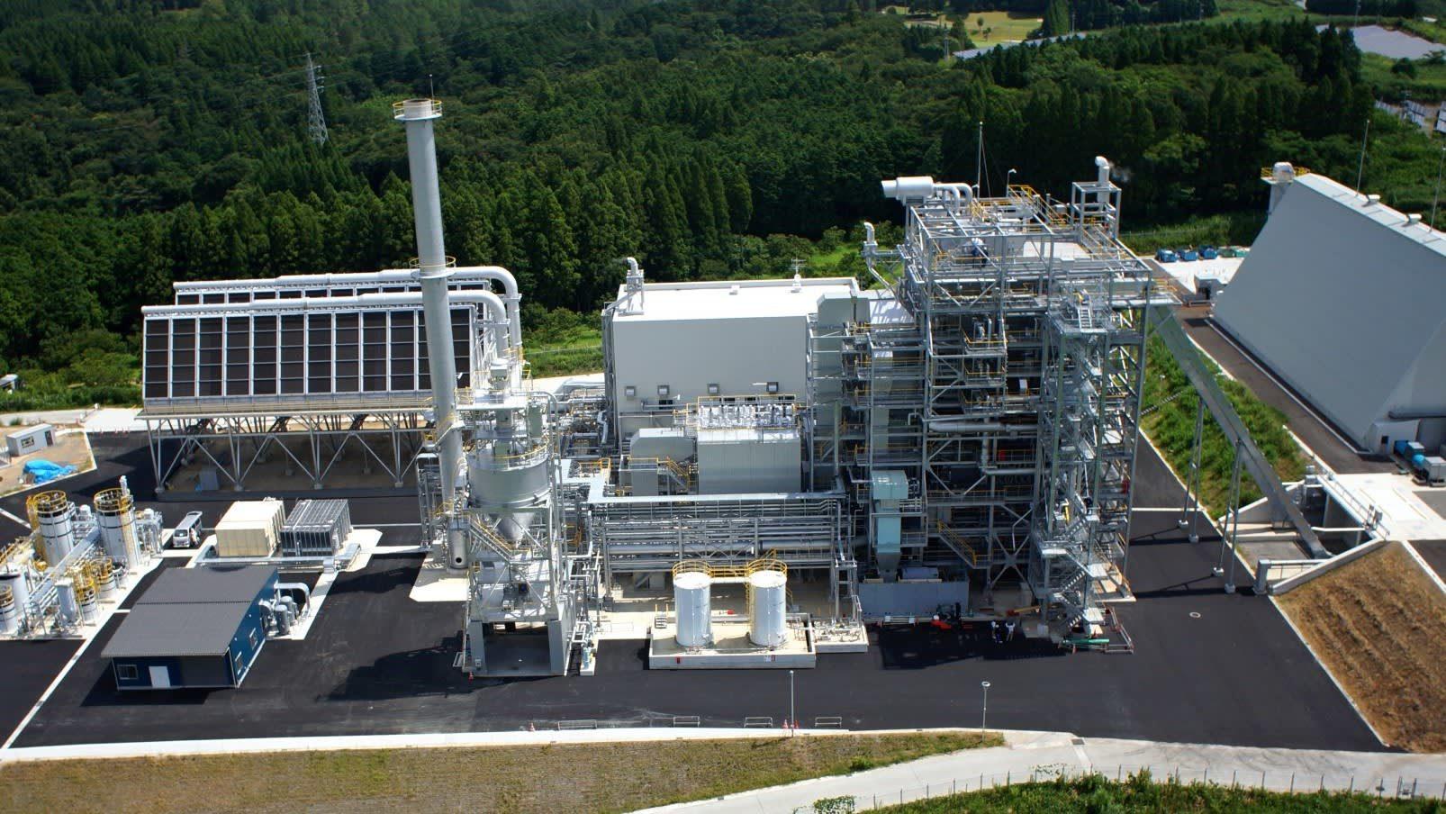 biomassplant